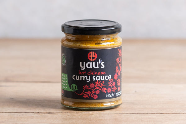 Yau's Hot Chinese Curry Sauce
