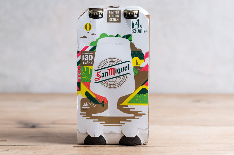 San Miguel Pack of 4