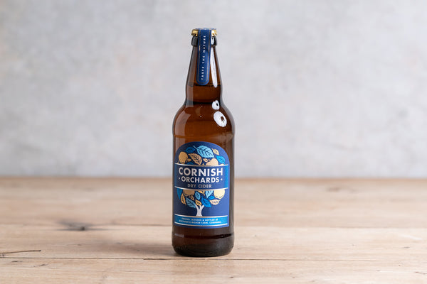 Cornish Orchards Dry Cider