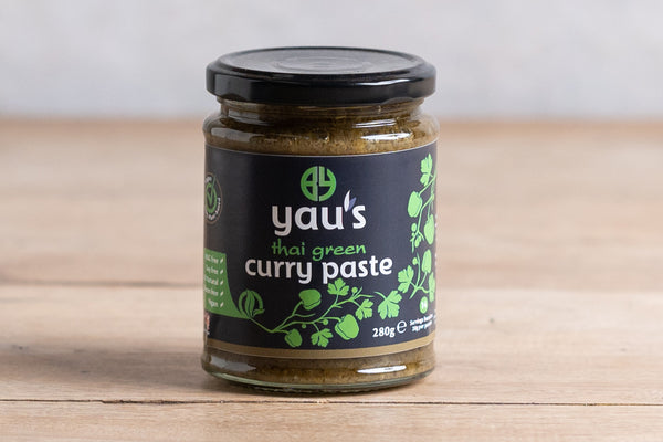 Yau's Thai Green Curry Paste
