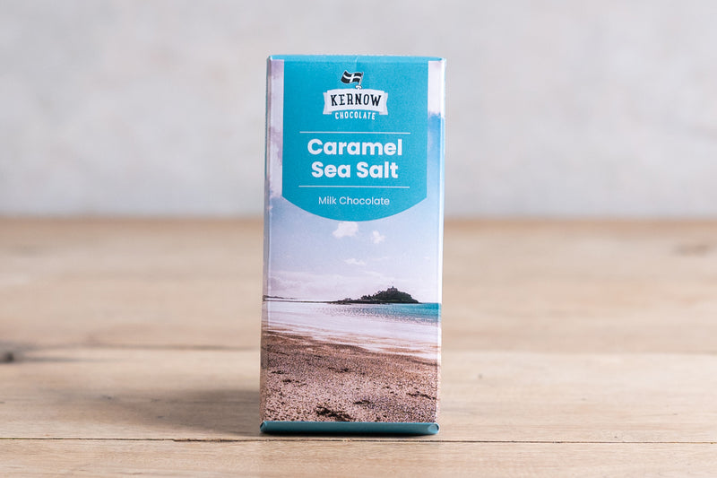 Kernow Chocolate - Caramel Sea Salt