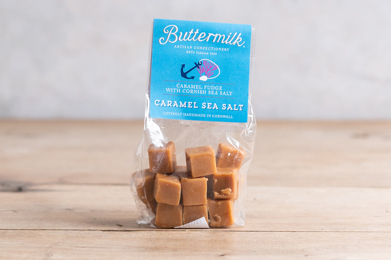 Buttermilk Caramel & Seasalt 150g