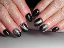 Smalto Color 034 NERO/BLACK Gel UV