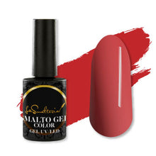 Smalto Color 022 ROSSO Gel UV/LED