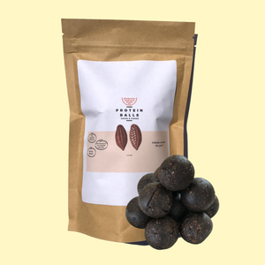 PROTEIN BALLS  COCOA & GINGER 12 x 40g