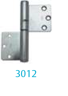 Hinge 3012 (for steel doors with steel frame)