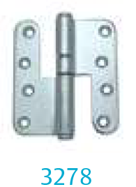 Hinge 3278 (for rebated doors)