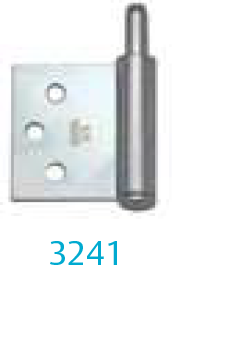 Hinge 3241- 46 H (for steel frames)
