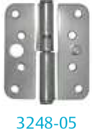 Hinge 3248-05 (for unrebated doors)