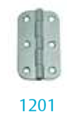 1206-65 mm coupling hinges (for windows or French doors)
