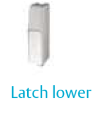 Panic Exit Device - Latch lower 1125:1