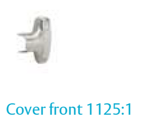 Panic Exit Device - Cover front 1125, right