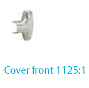 Panic Exit Device - Cover front 1125:1, right