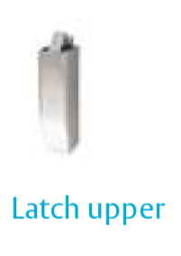 Panic Exit Device - Latch upper incl cover