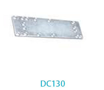 Accessories - DC130 Mounting plate