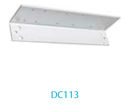 Accessories - DC113 Angle mounting bracket