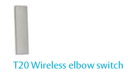 Activation Unit - T20 Wireless elbow switch