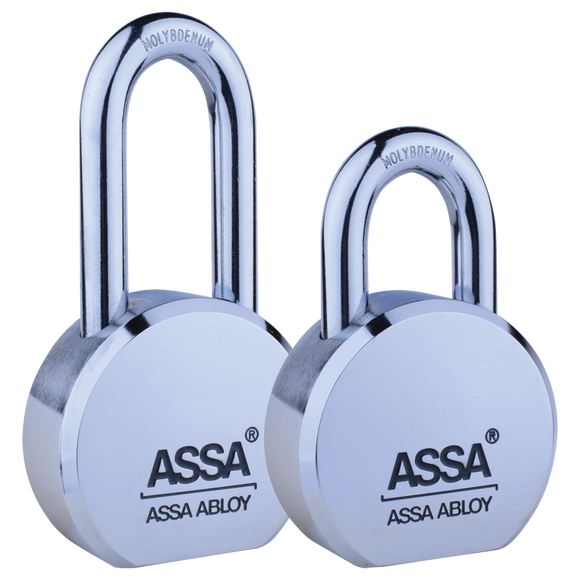 KIK & SFIC High Security Solid Steel Interchangeable Core Padlocks