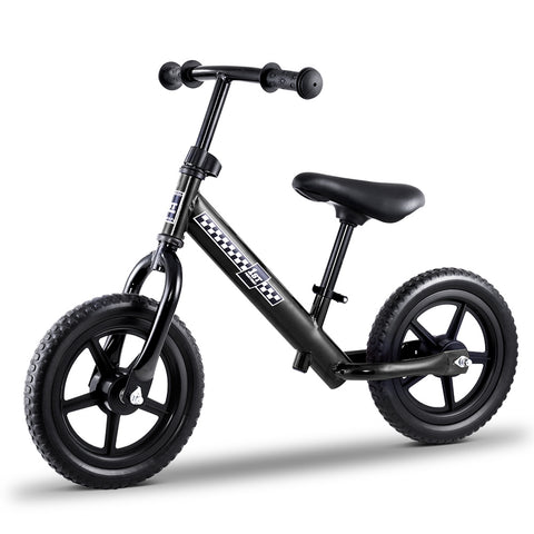Kids Balance Bike Ride On Toys Push Bicycle Wheels Toddler Baby 12