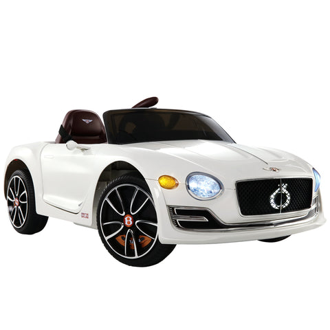 Bently Kids Ride On Car  - White