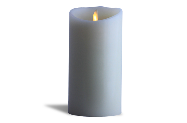 Small LED Candle - Luminara Wax Flicker