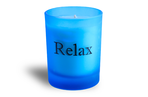 Relax candle - Double scented