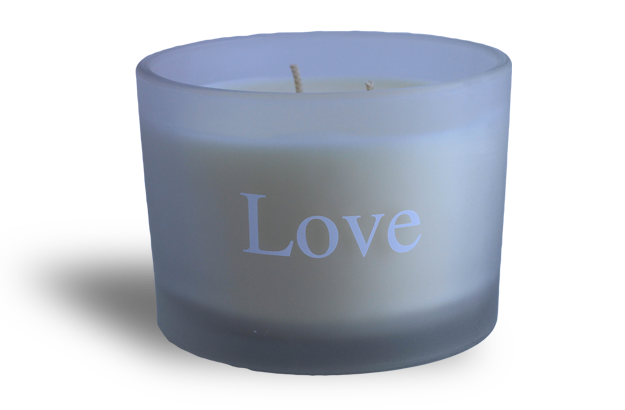 Love candle - Clove Patchouli