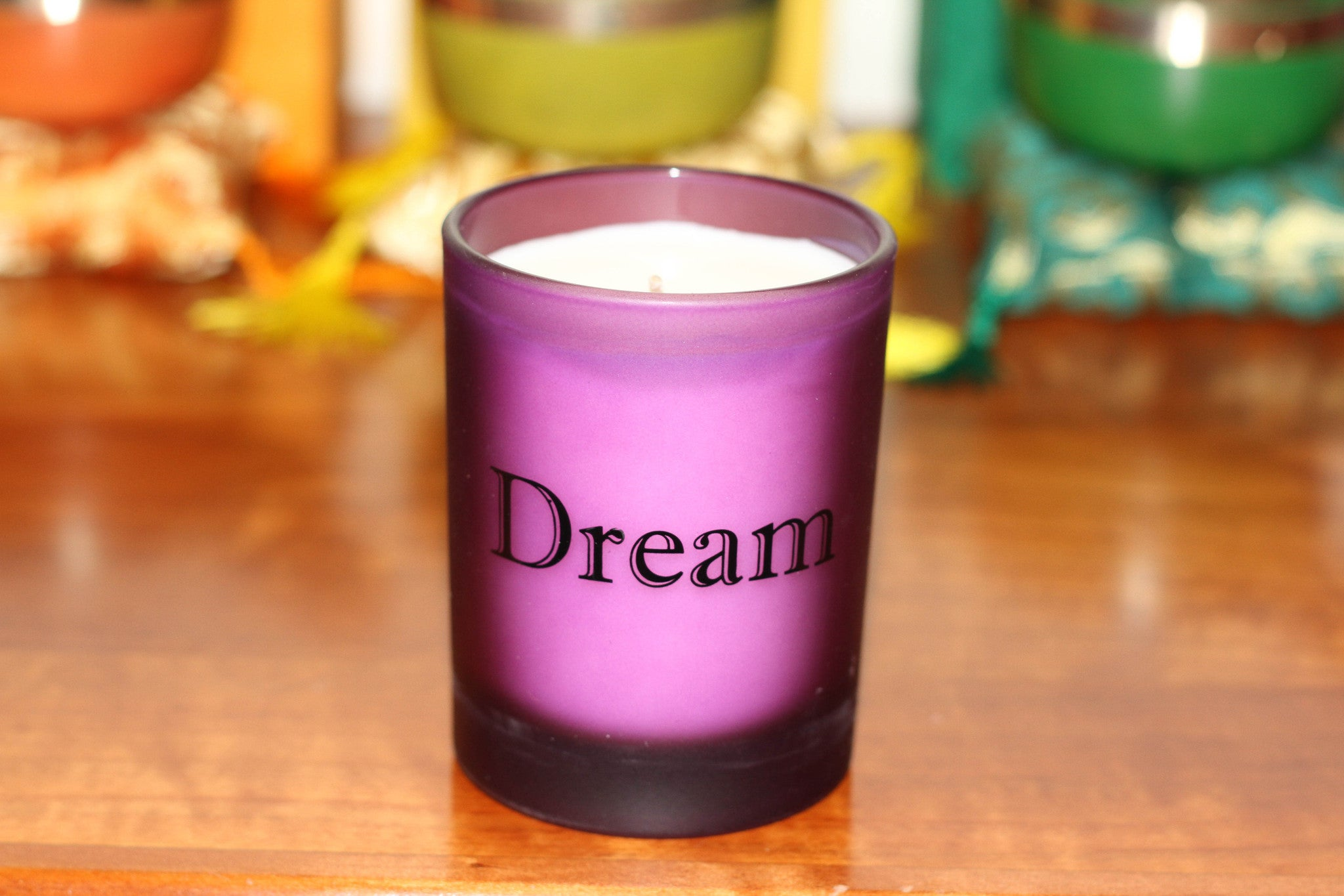 Dream candle - double scented