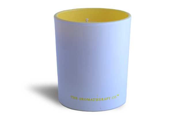 Aromatherapy Candle - pear & peach nectar