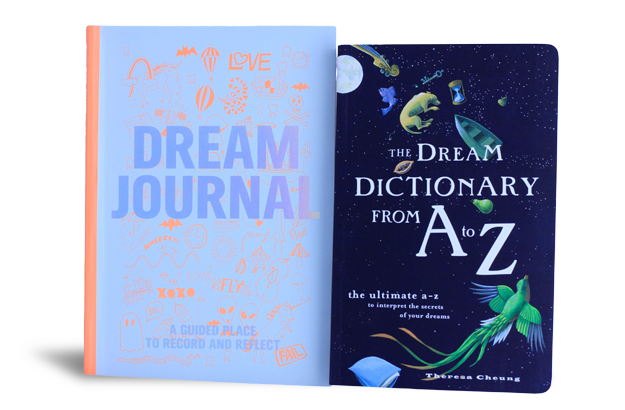 Dream Journal & The Dream Dictionary