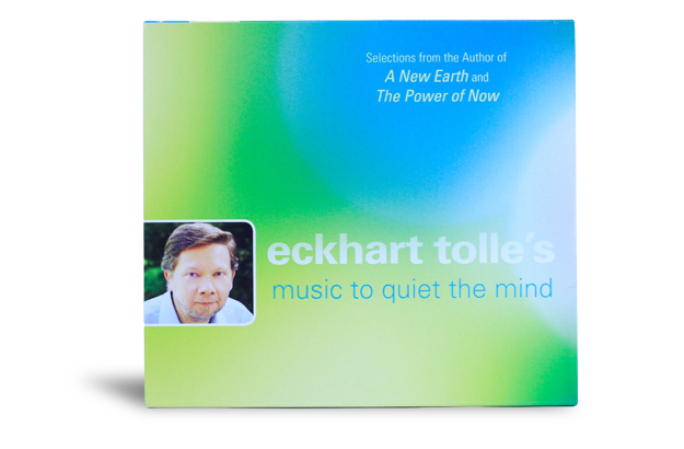 Music To Quiet The Mind - CD by Eckhart Tolle
