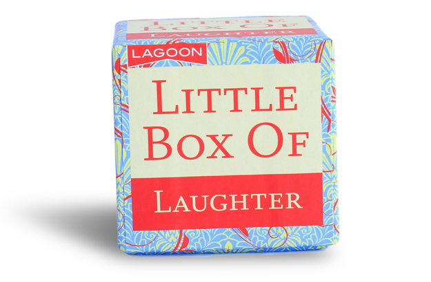 Little Box of Laughter - 100 Quotes