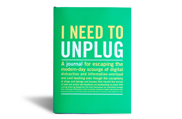 I Need to Unplug - Inner Truth Journal to Disconnect