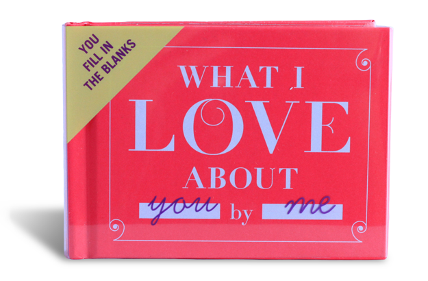 Gift Journal - What I Love About You