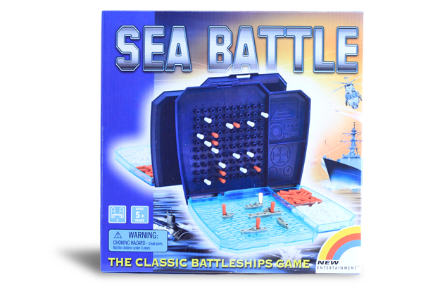 Sea Battle Ships Game