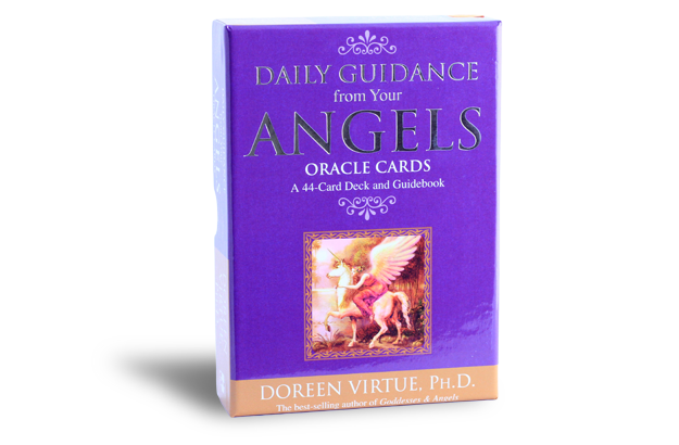 Daily Guidance from your Angels, Oracle Cards by Doreen Virtue PhD