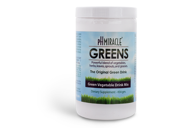 Ph Miracle Greens - Green Powder