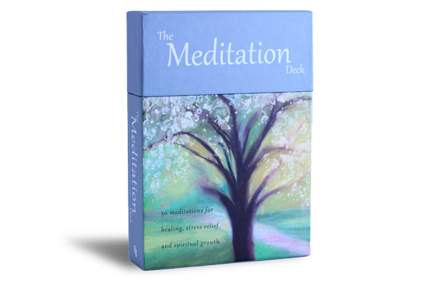 The Meditation Deck - 50 simple meditations