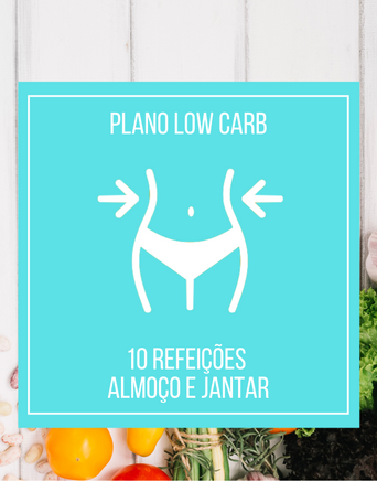 Plano Low Carb
