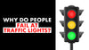 Learn Why People Fail At Traffic Lights
