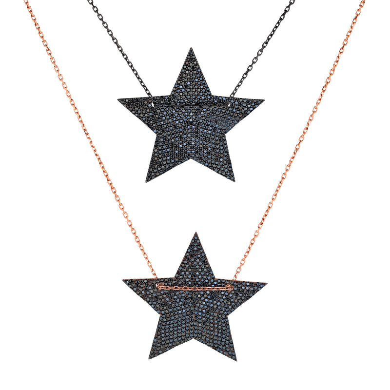 2 Way Simi Star Necklace