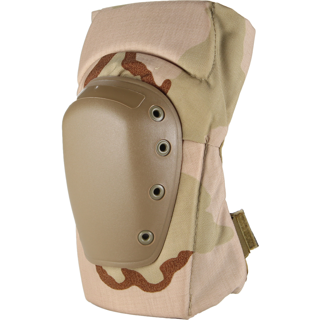 BPE-USA K2-C Knee Pads 3-Day Desert Camo