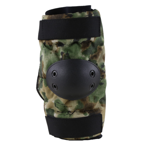 BPE-USA Army Style Elbow Pads Covert Woodland