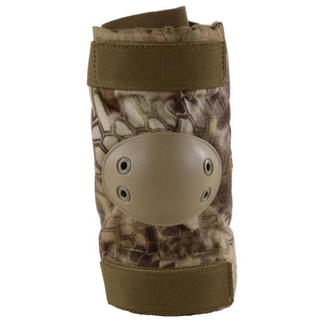 BPE-USA Army Style Elbow Pads Kryptek Highlander