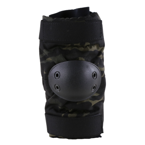 BPE-USA Army Style Elbow Pads Multicam Black