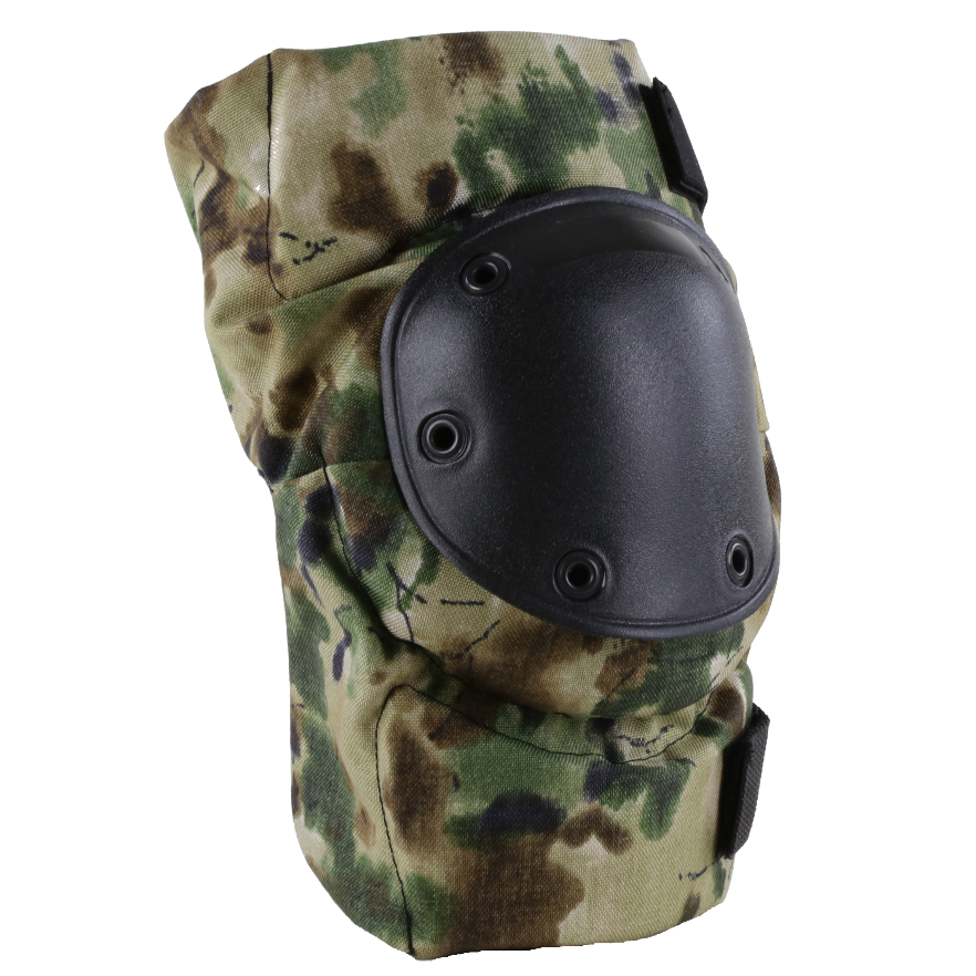 BPE-USA Army Style Knee Pads Covert Woodland