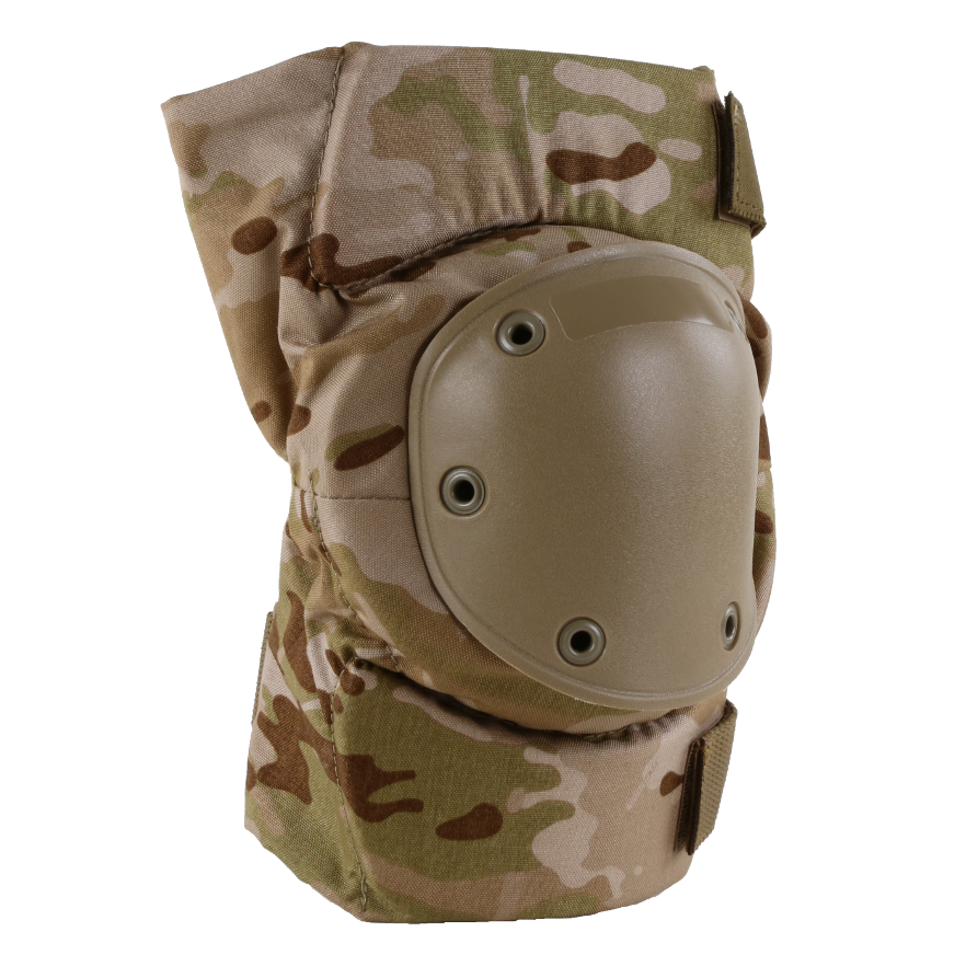 BPE-USA Army Style Knee Pads Multicam Arid