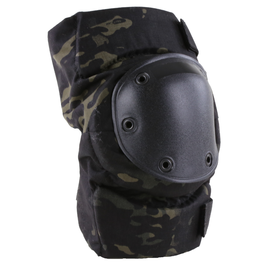 BPE-USA Army Style Knee Pads Multicam Black