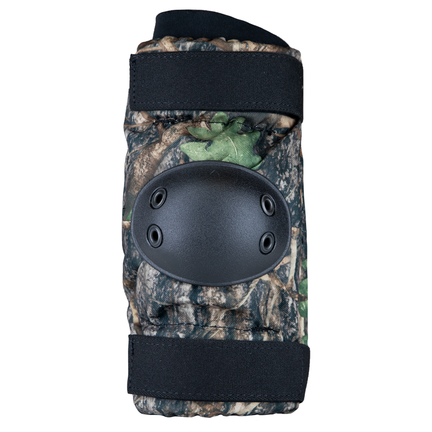 Army Style Elbow Pads True Timber Conceal Green