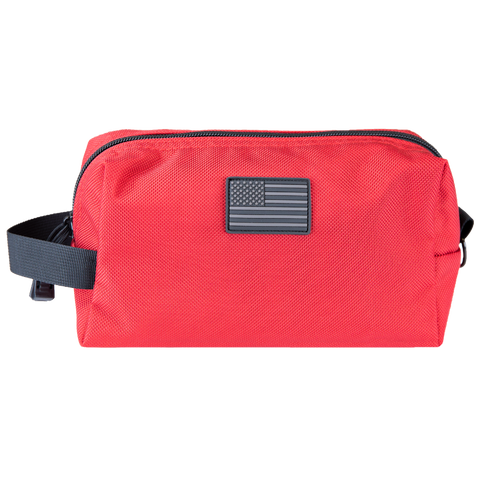 Tactical Dopp Kit Red
